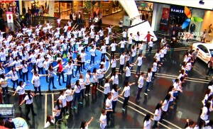 Expo FlashMob